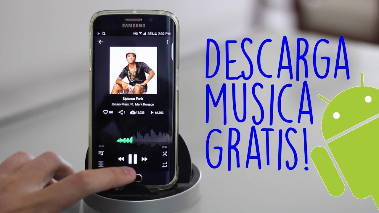 Aplicaciones para descargar música gratis sin internet