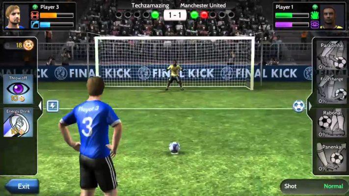 Final Kick 1