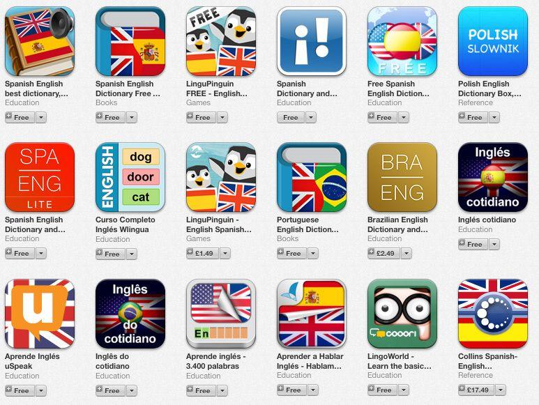 Mejores Apps Para Aprender Ingles