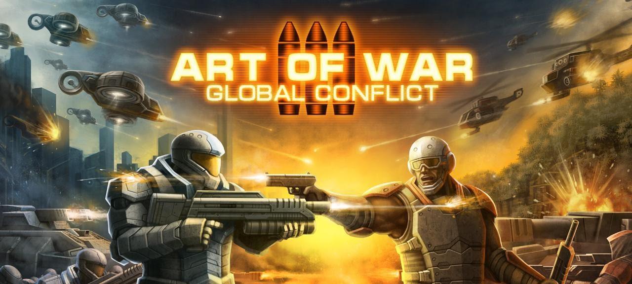 ART OF WAR 3: RTS PvP