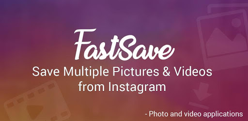 Fast Save for Instagram Apps para Descargar Fotos de Instagram para Android 3
