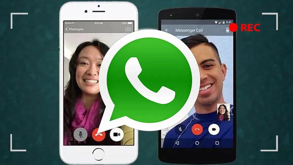 Apps para Grabar Videollamada desde Whatsapp