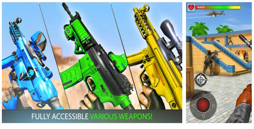 Los Mejores Juegos de Disparo - Disparos FPS