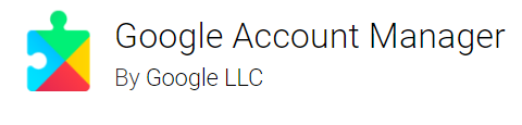 Google Account Manager