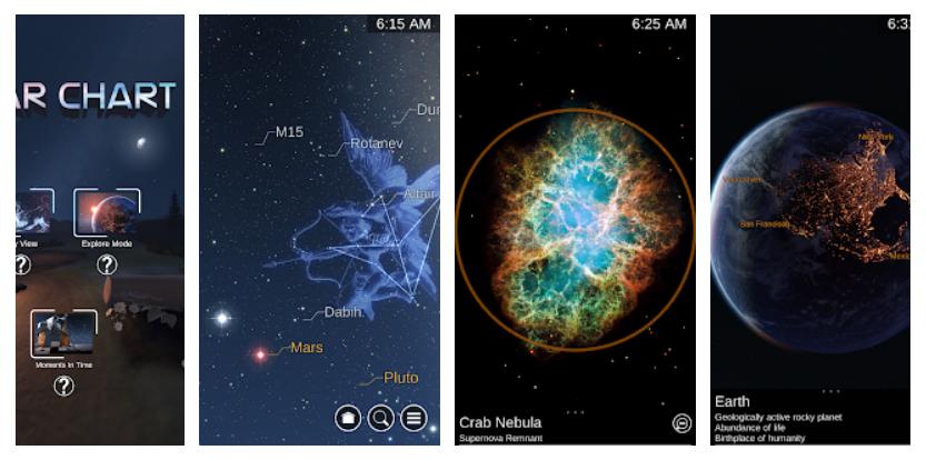 2Mapa Estelar – Realidad virtual desde tu Smartphone