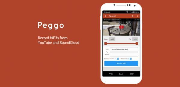 Peggo 8 Estupendas Apps para Descargar Música