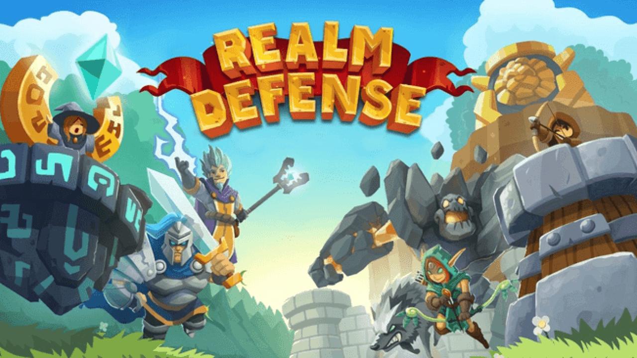 REAL DEFENSE: HERO LEGENDS TD