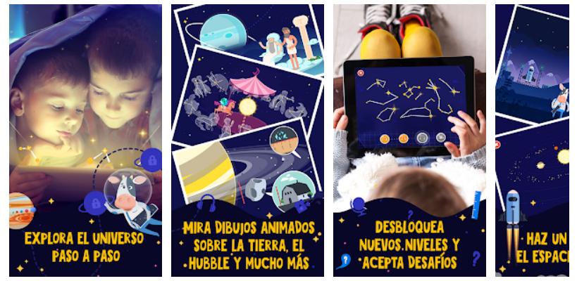 Star Walk - Astronomía para Niños