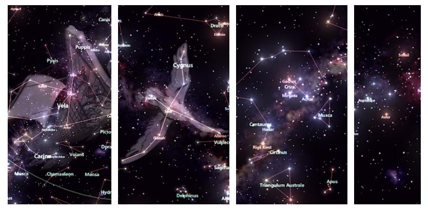 Star Tracker – Disfruta y observa las estrellas