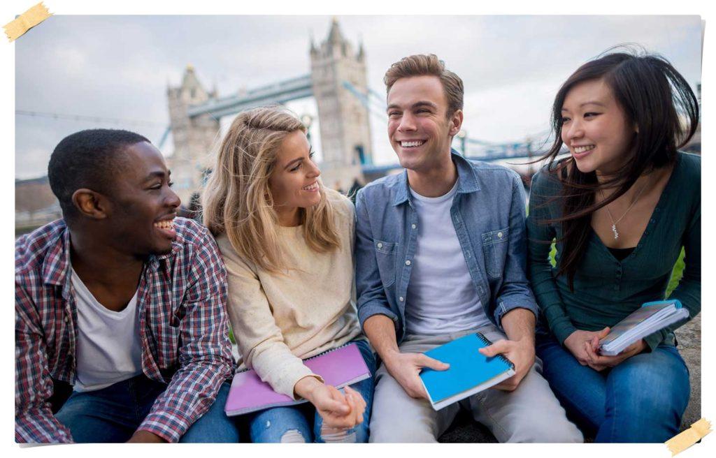 aplicaciones para conocer gente de otros paises