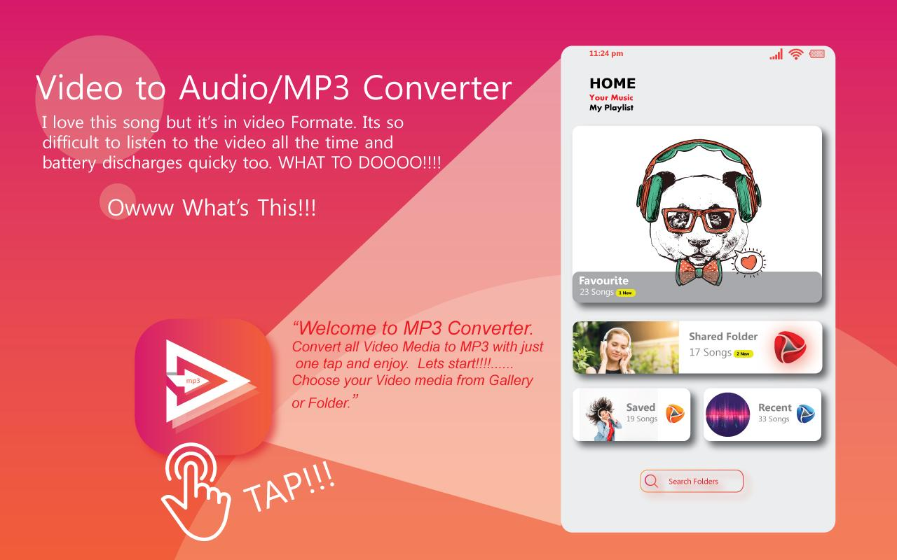Convertidor de vídeo a MP3: puedes convertirlos usando numerosas opciones