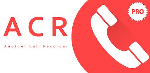 Grabación de la llamada - ACR