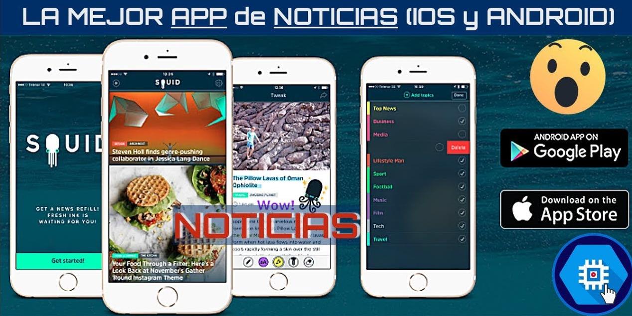 Cuál es la Mejor App de Noticias Mejores Apps Noticias para Móviles iOS y Android