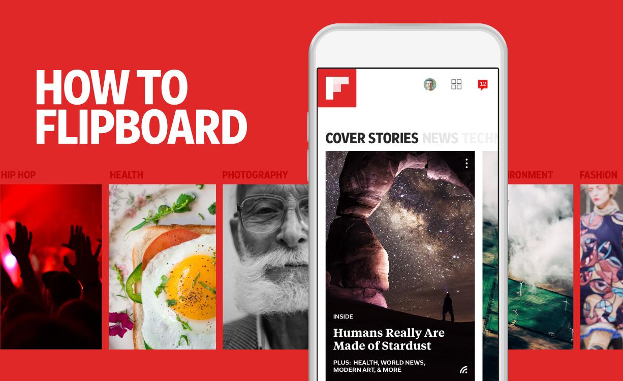 Flipboard Mejores Apps Noticias para Móviles iOS y Android