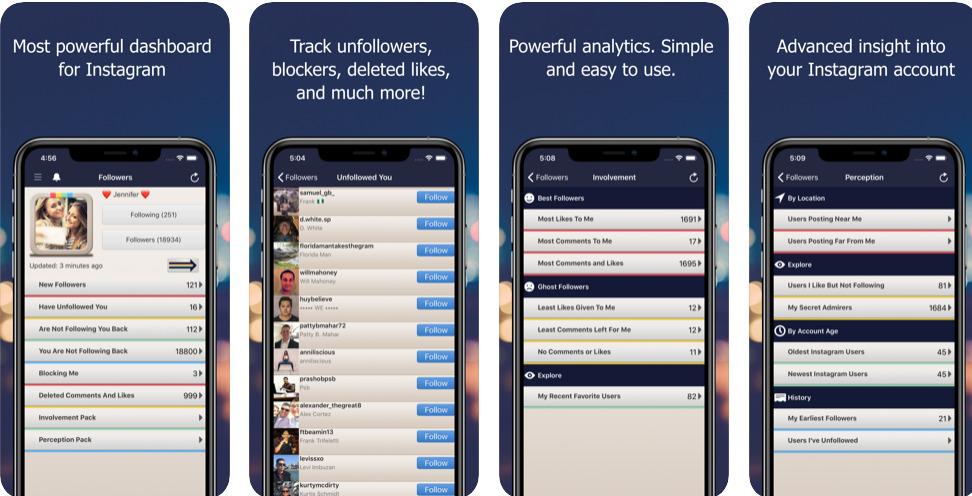 Followers Track for Instagram Mejores Apps para Saber Quien Deja de Seguirte en Instagram