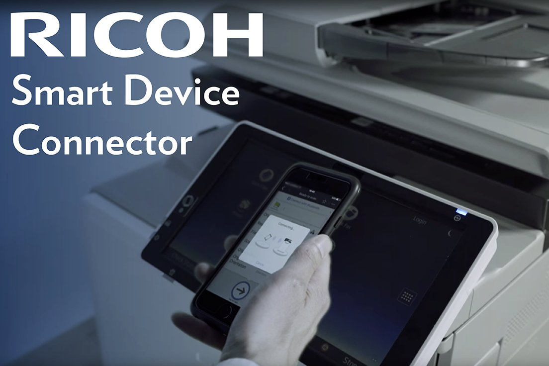 RICOH SMART DEVICE CONNECTOR