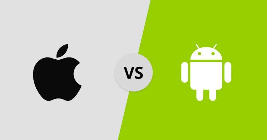 iOS o Android... Existe Rivalidad