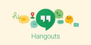 Hangouts TOP 12 Mejores Aplicaciones para Hacer Video llamadas en Computadoras