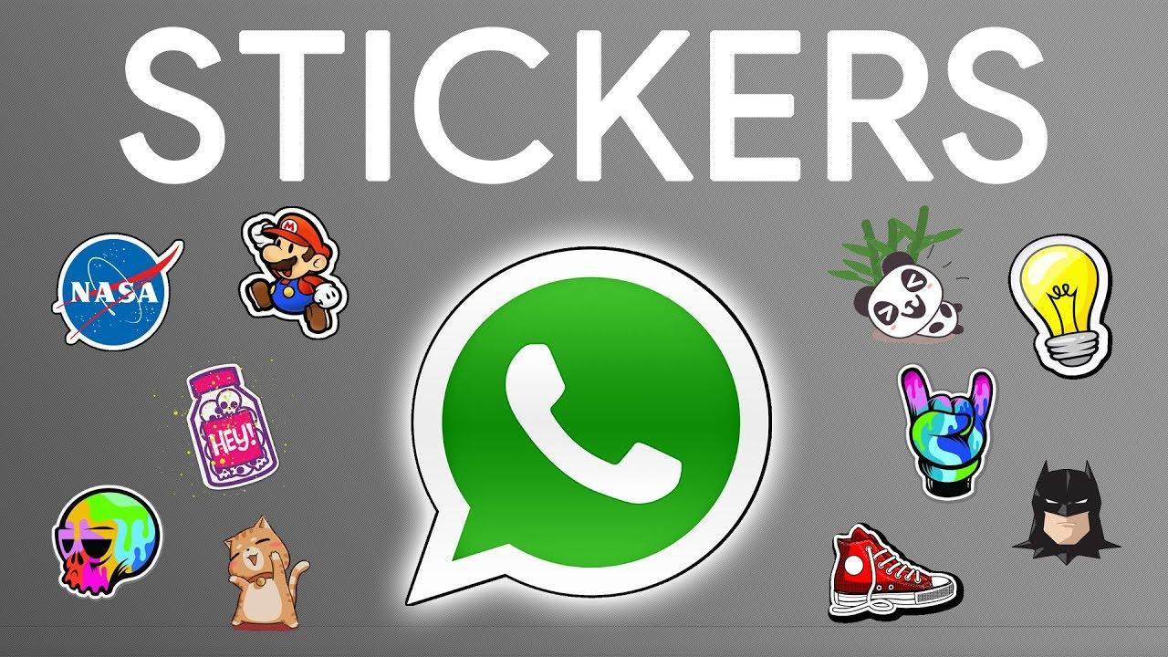 Los Stickers son Aplicaciones