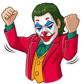 Nuevos Stickers Memes Superhéroes