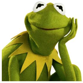 Nuevos Stickers Memes de Kermit