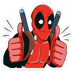 Nuevos Stickers de Súper Héroes