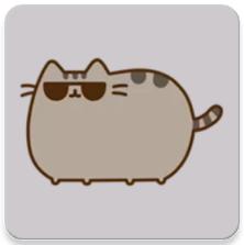 Pusheen Cat WAStickerApp