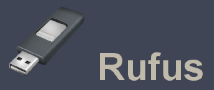 Rufus elegir dispositivo
