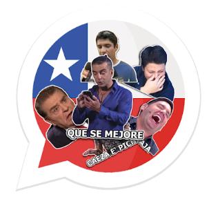 Stickers Chilenos y Randoms