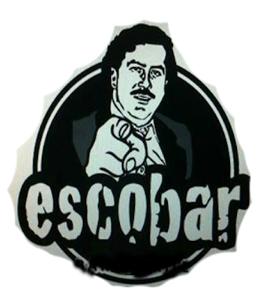 Stickers Escobar