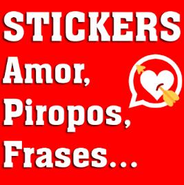 Stickers de Amor Piropos Frases Meme