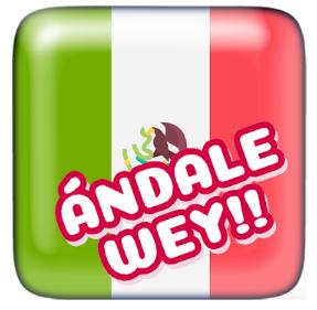 Stickers de México para WhatsApp