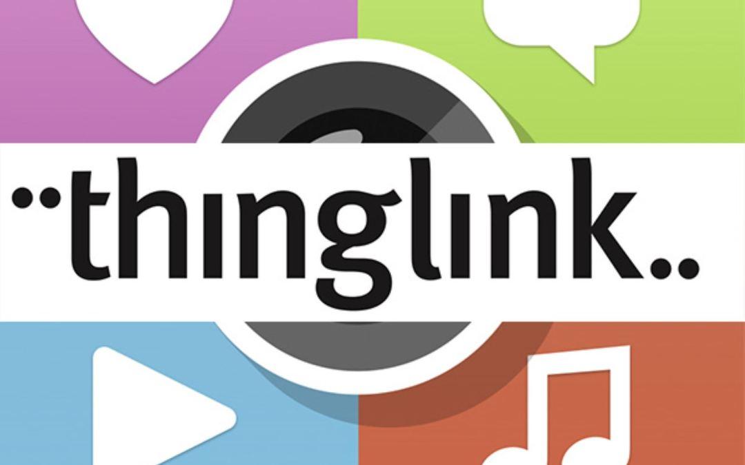 Thinglink 12 Mejores Aplicaciones para Docentes
