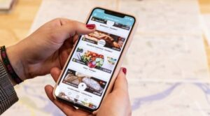 comida a domicilio app