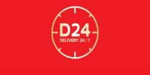 d24 app de comida a domicilio