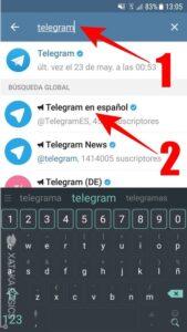 canales de informacion de telegram