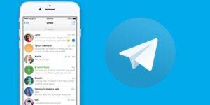 como evitar que te escriban desconocidos en telegram