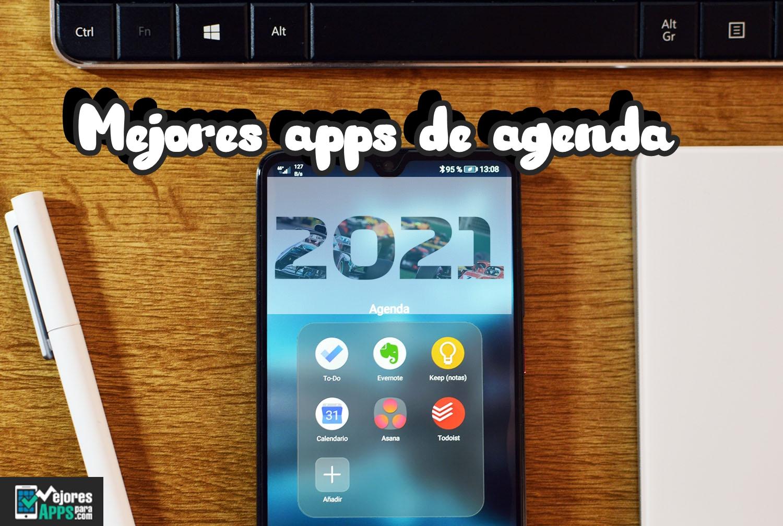 mejores apps de agenda 2021