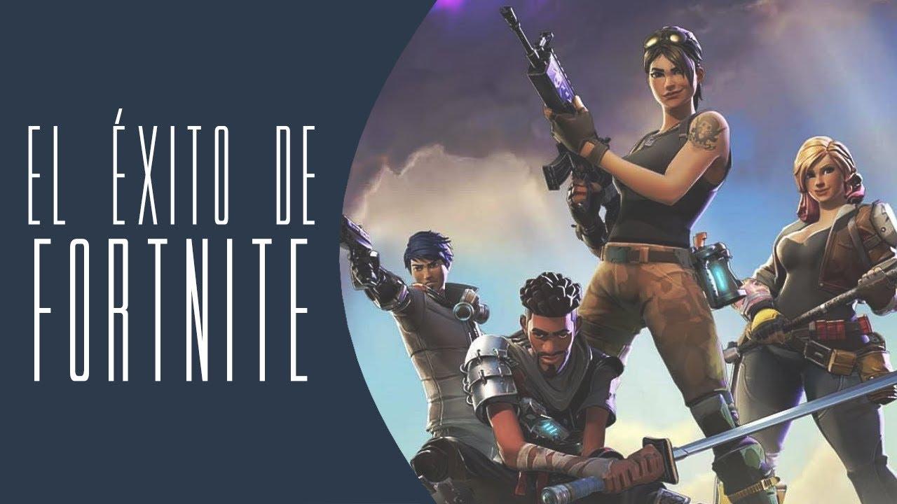 Éxito de Fortnite