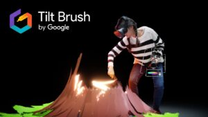 Tilt brush - mejores apps de realidad virtual