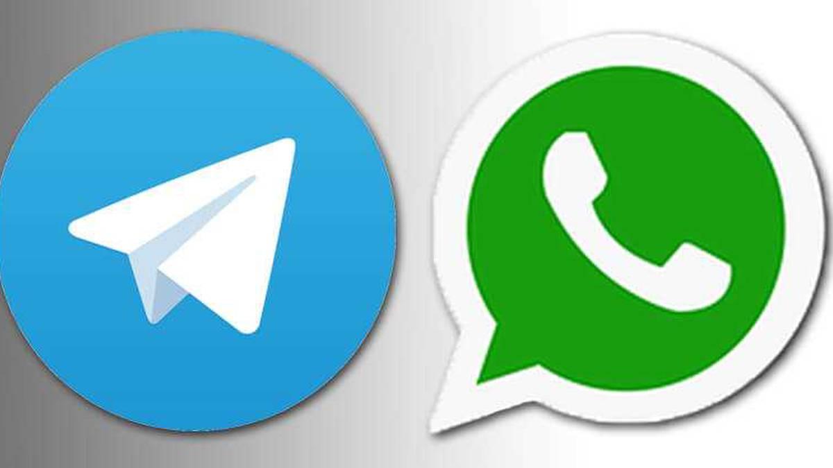 Conocer las Diferencias entre Grupos de WhatsApp y Telegram
