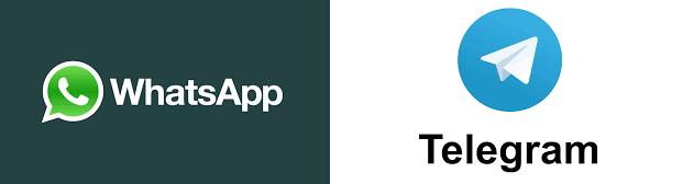 Diferencias entre Grupos de WhatsApp y Telegram