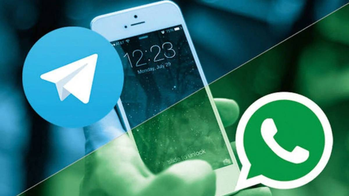 Grupos de WhatsApp y Telegram