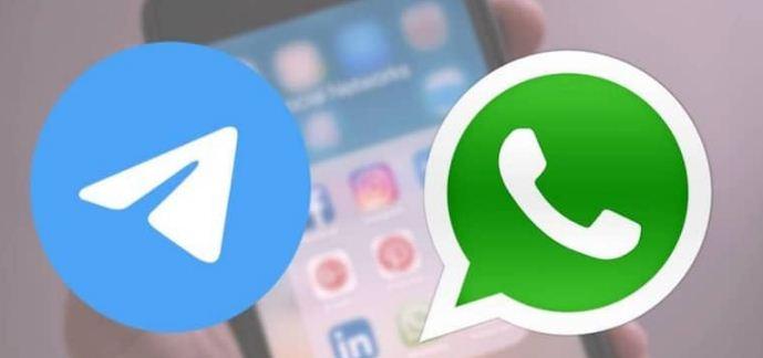 Stickers de Telegram a WhatsApp